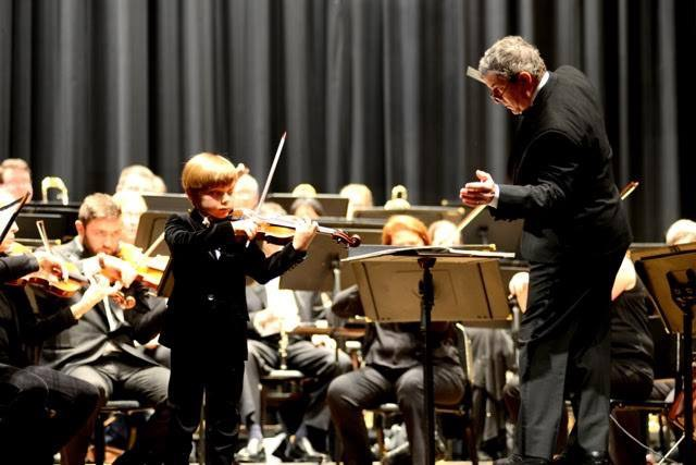 Youth Concerto Competition » Bucks County Symphony Orchestra